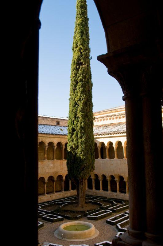 Claustro de Santo Domingo de Silos